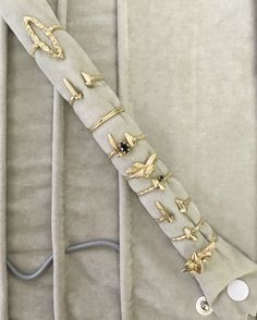 Zincite Rings #ANDROGYNYdesign