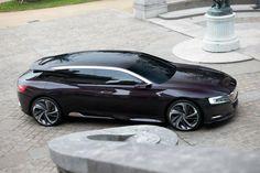 """""""Numéro 9 Concept Car"""""""