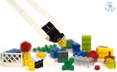 Fun and exciting Minute To Win It LEGO Games are perfect for family nights and play dates.