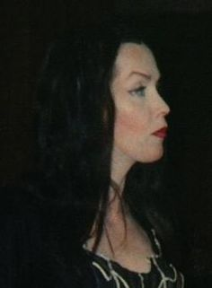 Vampira in COLOR! <3
