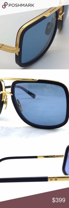 34739a415d0 Dita Mach One Sunglasses Navy 18K Gold Dita Mach One Sunglasses DRX 2030H  Navy 18K Gold