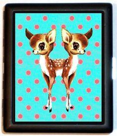 Siamese Twins Kawaii Deer