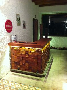 Bar Santo Domingo. Nativo Red Wood  www.facebook.com/nativoredwood