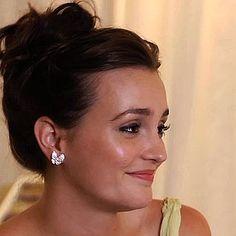 Blair Waldorf Make Up, Blair Waldorf Haar, Leighton Meester, Make