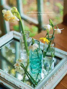 home designs, spring decor, spring decorating