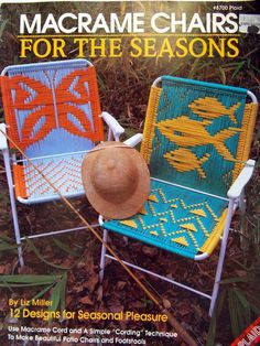 46 Best Macrame Chair Patterns Images Macrame Chairs