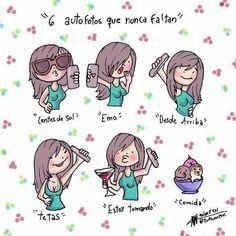 Azúcar & Sal (Diario) Emo, Funny Jokes, Hilarious, Spanish Humor, A Cartoon, E Cards, Picture Quotes, Illustrators, Hilarious Pictures