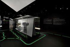 nendo: exhibition design for the canadian museum of civilization