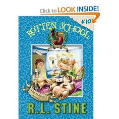 Everyone at Rotten School loves new student Angel Goodeboy. But as Bernie Bridges discovers, when the teachers aren't watching, his new roommate is no angel.