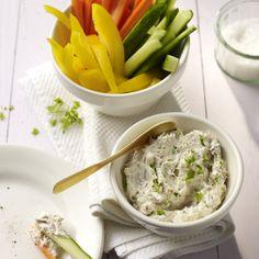 Een gezond recept voor Pittige tonijndip groenten, klaar in 0. Maak dit gerecht of bekijk andere slanke WW (Weight Watchers) recepten.