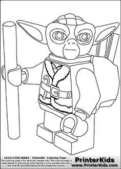 lego star wars santa yoda christmas yoda coloring page