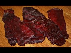How to make beef Jerky - NuWave Oven - YouTube