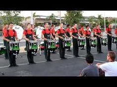 Santa Clara Vanguard...one of my favorite drum corps!