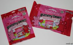 Celebrate Valentine's Day with YumEarth Organics Gummy Bears & Giveaway! - WEMAKE7