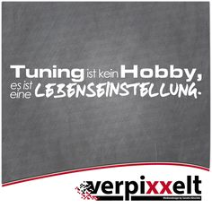 Aufkleber Tuning ist kein Hobby Sticker Decal JDM OEM in Auto & Motorrad: Teile, Auto-Tuning & -Styling, Karosserie & Exterieur Styling   eBay!