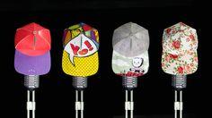 light caps for Yo-lamp by karakt