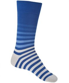Graduated Blue Stripe Socks, Paul Smith Accessories. Shop the latest Paul Smith collection at Liberty.co.uk