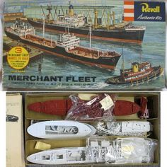 Vintage Revell Model Kits   Old Plastic Model Kits: model airplane kits, Revell, Monogram, Aurora