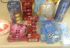 CLEARANCE GLADE AT WALMART! Candle Holders, Room Spray, Glade Plugins Twin Refill, PlugIns Scented Oil Customizables Starter Kit, Wax Melts, and more as low as $0.43 after coupons! Pinned 1/3/14