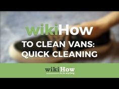 How to Clean Vans. Vans make a variety of primarily white-soled canvas skate-shoes, which look best when they look fresh and clean. If you want to get your Vans looking new again, you can learn a few quick tips to clean them up, bleach the. How To Clean Vans, How Do You Clean, How To Get, Cleaning White Vans, Social Media Channels, Fresh And Clean, Wash Bags, Laundry Detergent, Skate Shoes