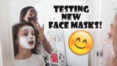 Testing New Face Masks  (WK 365.3) | Bratayley - YouTube