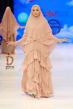 عرض ازياء للمحجبات بأندونيسيا 2016