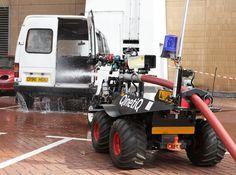 Fire-fighting Robot | Link via ( Newbury Today ) via ( Londonist ...