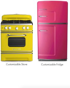 Stunning retro appliances in 200+ colors. Shop Now at Big Chill.