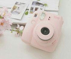 Fujifilm Instax Mini 8 Polaroid Camera in Pastel Pink Instax Mini 8 Camera, Pink Polaroid Camera, Poloroid Camera, Polaroid Instax, Cute Camera, Fujifilm Instax Mini 8, Fuji Instax, Retro Camera, Slr Camera