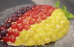 """Красочный и безумно вкусный салат """"Тиффани"""" на Новогодний стол"""