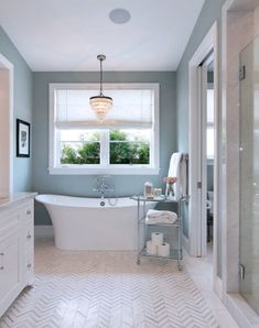 Best Colors For Spa Like Bathroom