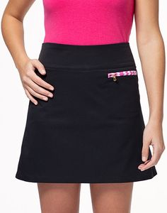 #golf skort black with pink details    http://www.golf4her.com/Fairway-Fox-Jen-Golf-Skort-Black-Pink-p/ff12-jenblkpk.htm