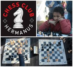 Hermanus Chess Club Address: Cash Cows, 7 Marine Square, College Road, Hermanus  Tel: 072 065 1016 Email: info@hermanuschess.co.za