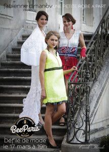 Défilé de mode Fabienne Dimanov Paris Je vous retrouve à la boutique BEE Paris pour un défilé de mode exceptionnel le 17 mars à 19h 17 Mars, Paris, Boutique, News, Dresses, Fashion, La Mode, Montmartre Paris, Gowns