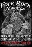 Utoljára kerül megrendezésre a Folk-Rock-Maraton - Dürer Kert (2016.10.15.)