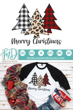 Merry Christmas - Files for Silhouette Studio/Cricut Design Space. You will receive a zipped folder Christmas Svg, Christmas Printables, Christmas Shirts, Christmas Projects, Christmas Sweaters, Christmas Images, Circuit Crafts, Circuit Projects, Cricut Craft Room