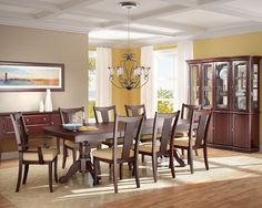 Products -- Big image of dining sets - Bermex