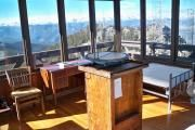 Rent and camp in a fire lookout tower in the mountains | SQUAW MOUNTAIN FIRE LOOKOUT