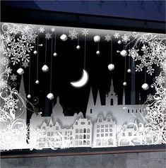 Design your New Year's shop windows now! Create mood and magic in your store! We are waiting for your applications on the number 87017101060/298016 # coloring # advertising agency color advertising agency # advertising agency # 2 design # advertising design # new-year decoration - gaudron - #cold #frost #ice #snow #snowfall #snowing #winter - Оформите свои новогодние витрины уже сейчас! Создайте настроение и волшебство в своем магазине! Ждем ваших заявок по номеру 87017101060 / 298016 #к