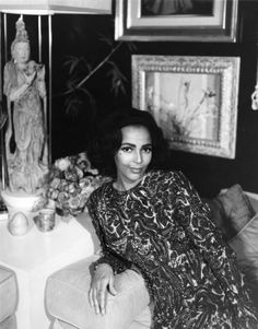 nostalgiagolden: Dorothy Dandridge relaxing at. Old Hollywood Stars, Old Hollywood Glamour, Golden Age Of Hollywood, Classic Hollywood, Vintage Black Glamour, Vintage Beauty, Dorothy Dandridge, Black Actresses, Classic Actresses