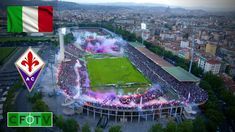 Stadio Artemio Franchi - ACF Fiorentina - YouTube Six Nations, Running Track, Football Stadiums, Summer Olympics, Fifa World Cup, Vatican, Rome, Old Things, Italy
