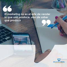 Si enfocas tus esfuerzos en estudiar el mercado y conocer las necesidades de los usuarios, podrás desarrollar las mejores estrategias de marketing para obtener resultados ideales y producir productos y servicios destacados :)  #MiAsistenteVirtual #Inspiracion #Emprendedores