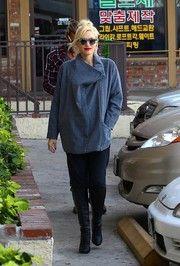 Gwen Stefani Knee High Boots