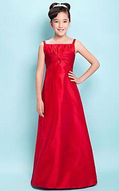 Junior Bridesmaid Dress - she looks like Elania!!