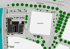Situatie Diagram, Map, Architecture, Seeds, Arquitetura, Location Map, Maps, Architecture Design