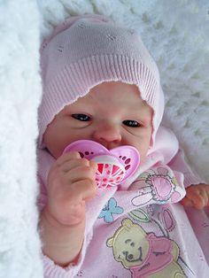 BABIES2TREASURE BEAUTIFULL REBORN BABY GIRL DOLL NEWBORN COCO MALU BY ELISA MARX | eBay