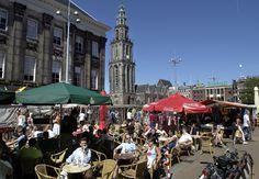 Summer in Groningen