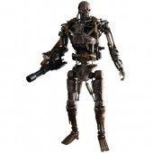 Hot Toys Terminator Salvation 1/6 Scale Figure T-600 Endoskeleton