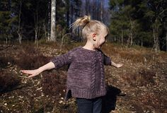 Candidate for a Mum & me creation (adult version available too): Little Miss Charming pattern by Veera Välimäki