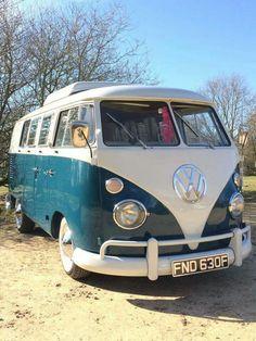 VW Camper 67 camper